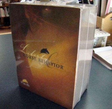 PARELLI LIBERTY and HORSE BEHAVIOR - 10 DVD BOX SET - MSRP $999.00 - BRAND NEW !