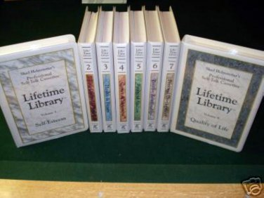 SHAD HELMSTETTER POSITIVE SELF-TALK LIFETIME LIBRARY 8 VOLS - 32 SESSIONS + 8CDs