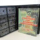 TAX STRATEGIES FOR BUSINESS PROFESSIONALS - SANDY BOTKIN 8 TAPES - MSRP $249.00