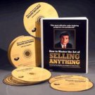 TOM HOPKINS - MASTER THE ART OF SELLING 12 CD INCREASE YOUR SALES NOW  MSRP $225