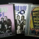 PBS SPECIAL AS SEEN ON TV DOO WOP CONCERTS - 6.5 HRS (3) DOUBLE LENGTH DVD - NEW