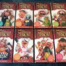 BEST OF THE MUPPET SHOW - 8 VOLUMES - 24 FULL LENGTH SHOWS - TIME LIFE CLASSIC