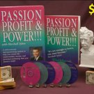 PASSION, PROFIT & POWER - MSRP $220 MARSHALL SYLVER HYPNOSIS NLP SALES TRAINING