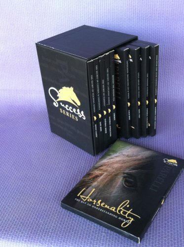 PARELLI SUCCESS SERIES - 10 DVD BOX SET + POCKET GUIDES - MSRP $599 - EXCELLENT