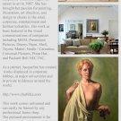 Original Painting Art Realism Modern Nude Female  GLY7