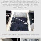PHILIPPE STARCK Original Modern Abstract Art Rug   GLY7