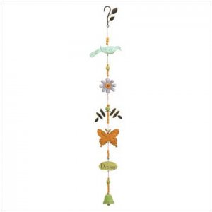 GARDEN GIFTS WIND CHIME - 37763