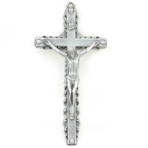 9112 Pewter Cross