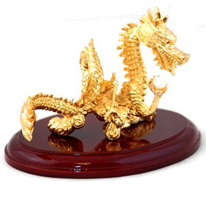 G9315T Gold Trimmed Dragon