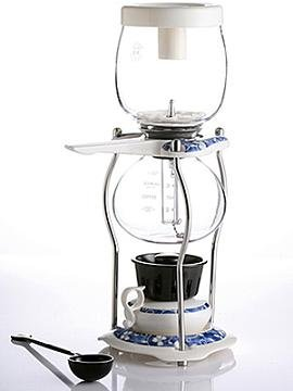 Sapphire Siphon Tea and Coffee Maker