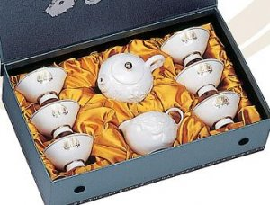 Dragon Full Tea Set