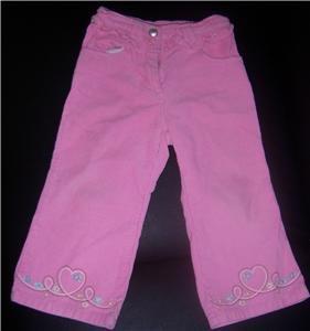 Gymboree PARK CITY LUXE Corduroy Pants 18-24 Months EUC