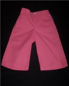 Toddler Girls POLO RALPH LAUREN Pants 18 MONTHS FLARE