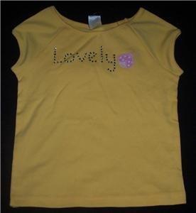 GYMBOREE SUNFLOWER FIELDS Lovely Shirt NEW NWT 5