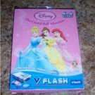 VTECH VFLASH DISNEY PRINCESS Disc GAMES New