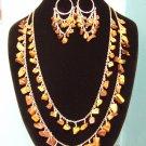 Necklace & Earrings Set Model DSCF0462