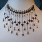 Necklace & Earrings Set Model DSCF1755