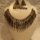 Necklace & Earrings Set Model DSCF1736