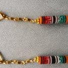 Alpaca Earrings Model 115755