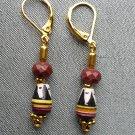 Alpaca Earrings Model 121832