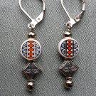 Alpaca Earrings Model 122300