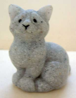 CAT #2 : Quarry Critter Mini : United Design Feline Collectible