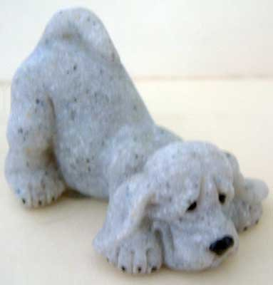 DOG #4 : Quarry Critter Mini : United Design Canine Collectible