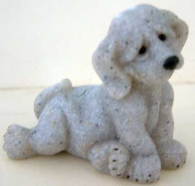 DOG #3 : Quarry Critter Mini : United Design Canine Collectible