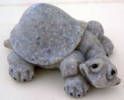 TURTLE #2 : Quarry Critter Mini : United Design Collectible
