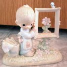 Precious Moments : To God be the Glory : Enesco Porcelain