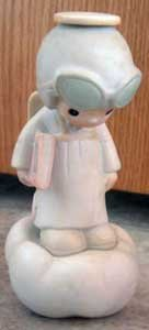 Precious Moments : Trust in the Lord : Enesco Porcelain