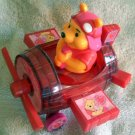 POOH Bear Valentines Day Plane Display Condition