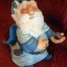 Krystonia Wizard 'Shepf' Retired '90 Fantasy Collectible
