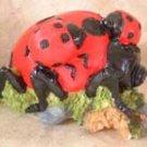 Ladybug & Babes Yard Indoor Outdoor Decor
