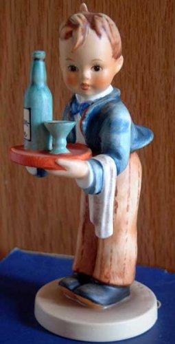 Waiter :: M.I. Hummel #154/0 :: TMK-6
