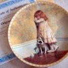 'The Original - In Disgrace' Royal Daulton Porcelain Collector Plate
