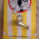 Dog Pet CHARM Small Drum Stick Collar Tag