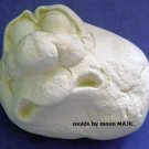SILICONE MOLD Silly ROCK FACE #2 Fun! Candle Soap Resin Plaster Cement