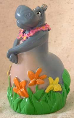 HIPPO Lei HAWAIIAN Hula SILICONE Candle Soap Resin MOLD