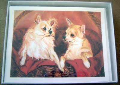 Chihuahua #9 Dog Notecards Envelopes Set - Maystead - NEW