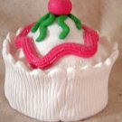 Festive CUPCAKE Cup Cake #2 Party SILICONE Candle Soap Resin MOLD