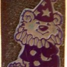Rubber Stamp Inky Dinks Clown Bear Craft Mounted