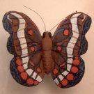 Resin Butterfly Magnet 3D