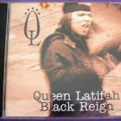 MUSIC CD Queen Latifah Black Reign EUC