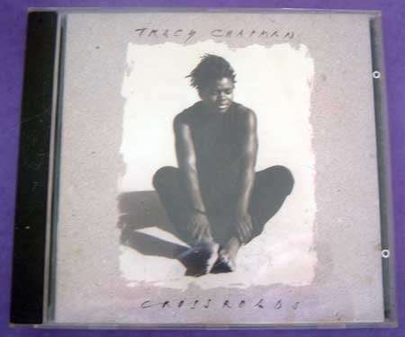 MUSIC CD Tracy Chapman Crossroads EUC