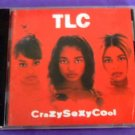 MUSIC CD TLC Crazy Sexy Cool EUC