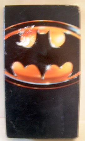 VHS Movie BATMAN