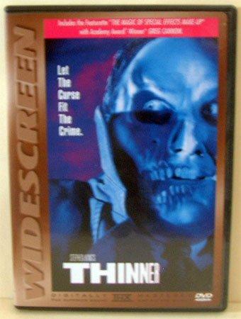DVD Movie THINNER Stephen King