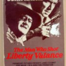VHS Movie The Man Who Shot Liberty Valance Jimmy Stewart John Wayne