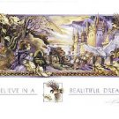 Jody BERGSMA Art Card Print : Believe in a Beautiful Dream